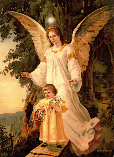 Is The Guardian Angel Less Intelligent Than The Devil