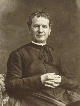 Sancte Joannes Bosco,