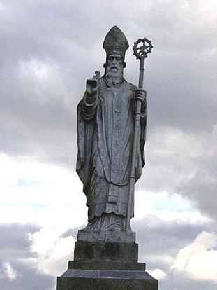 San patrizio e la missione dell 39 irlanda - St patricks giorno fogli di colore giorno ...